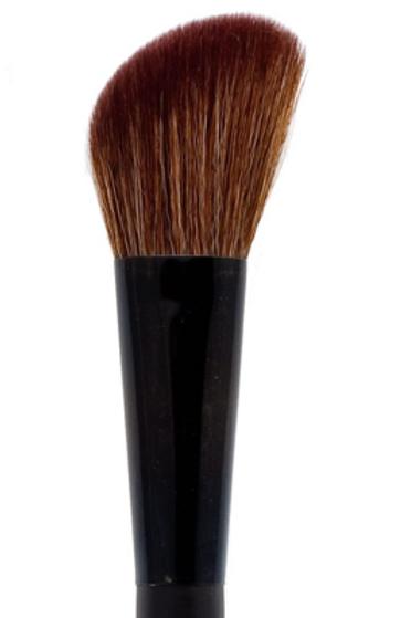 Brush #44 Angled Blush | HIRO Cosmetics