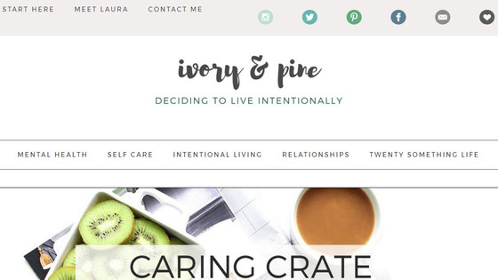 Blog Love: Ivory and Pine