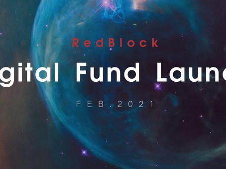 RedBlock Launches its Digital Fund