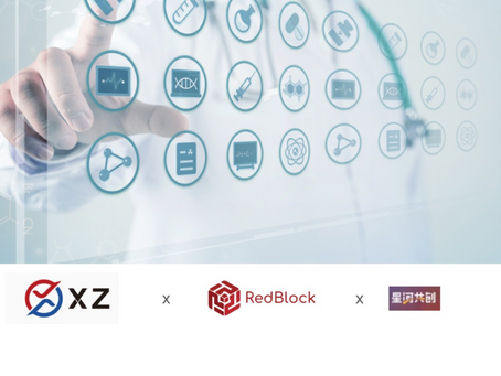 RedBlock is helping Xiuzheng improve efficiency within China's healthcare industry