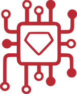 Digital Investment Banking Services Icon
