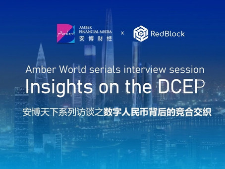 Amber World Interview Series   The Competition and Cooperation Behind the Digital RMB