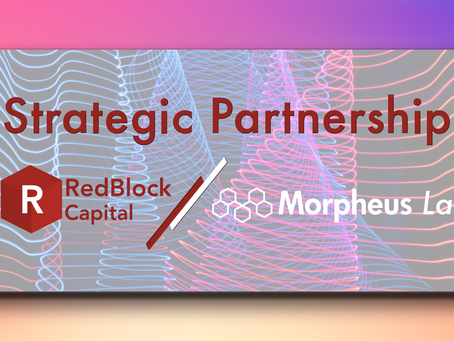 Official Announcement: Our Partnership with Morpheus Labs!