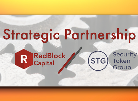 Official Announcement: RedBlock Inc. Partners with Security Token Group