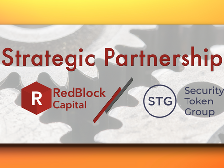 Official Announcement: RedBlock Inc. Partners with Security TokenGroup