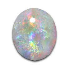 Pierre d'octobre : l'opale