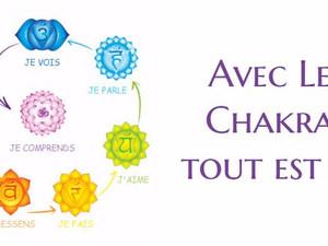 Les Pierres des 7 Chakras