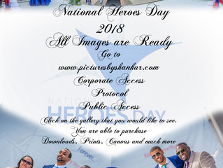 National Heroes Day 2018