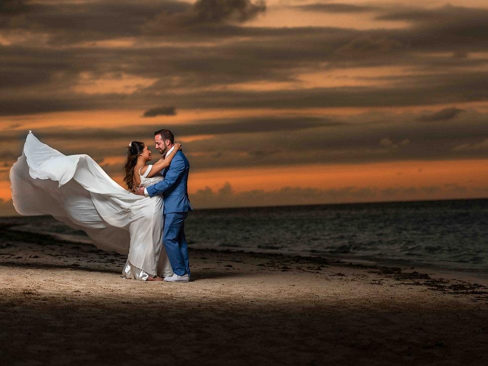 Wedding at Iberostar Hotel, Jamaica