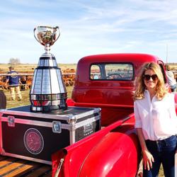 Grey Cup in Alberta