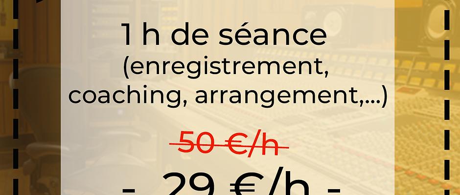 1h de Séance