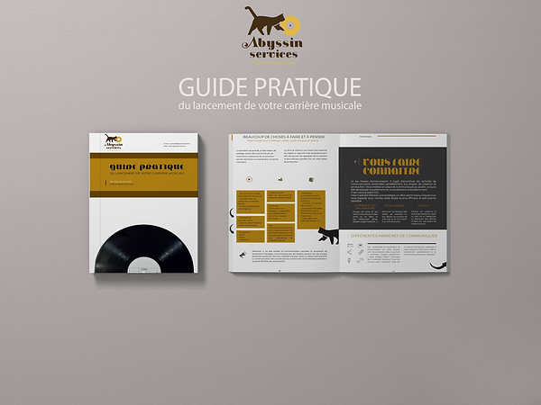 Free PSD Brand Magazine Mockup guide pra