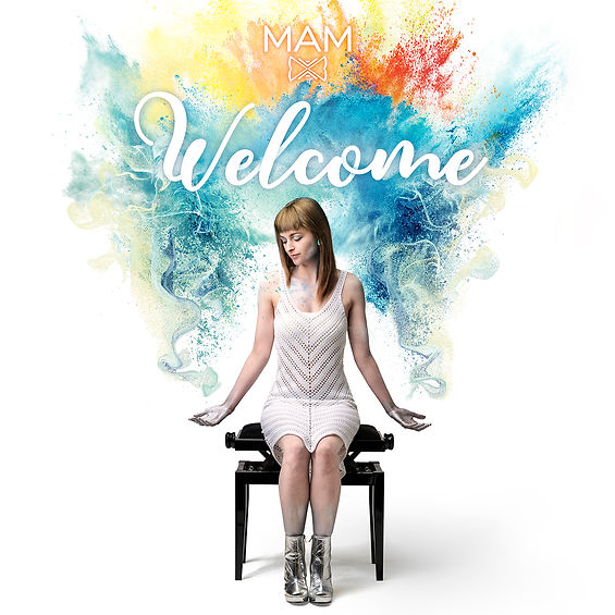 WELCOME MAM colours of sounds