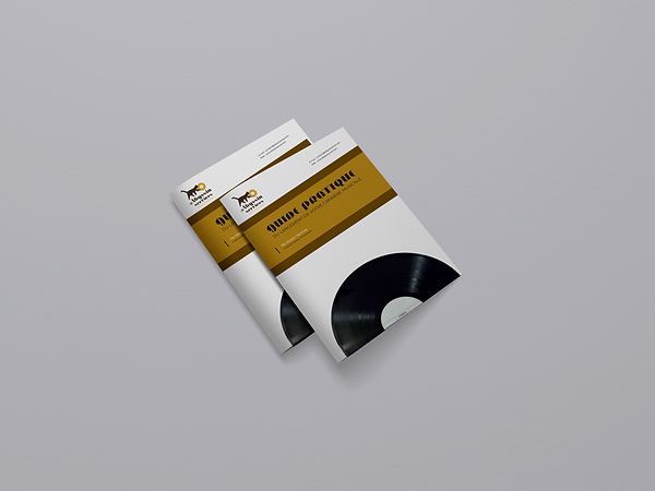 Free Letter Size Brochure Cover Mockup G
