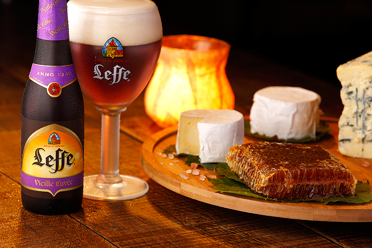 Produção Goumet - Cerveja Leffe