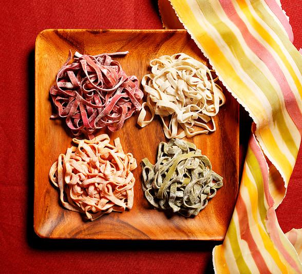 Produção Goumet - Pastas Diversos Sabores