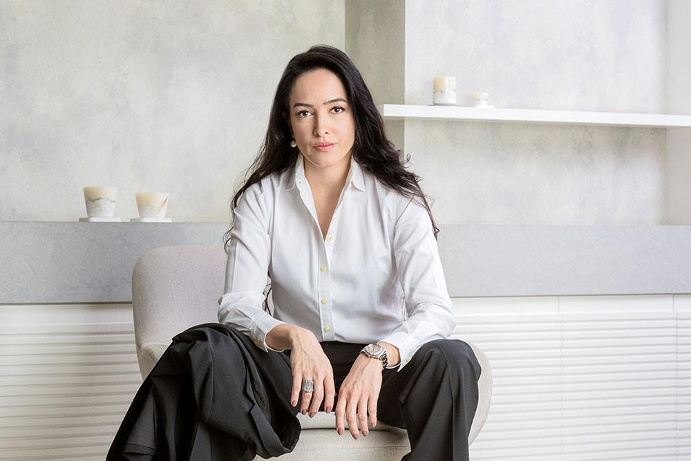 Retrato para redes sociais - Priscila Ma