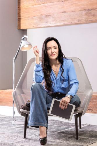 Retrato Profissional - Priscila Machado.