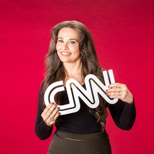 Retrato Profissional - CNN Carla Vilhena