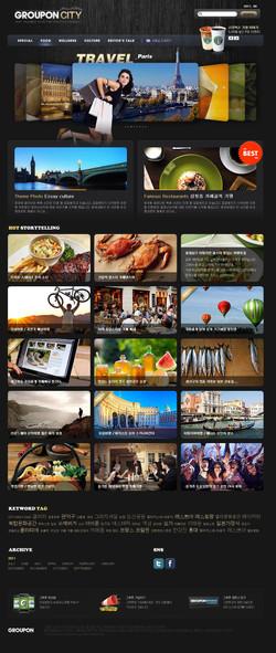 WEB/ Groupon city MICRO_site