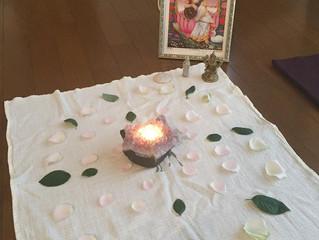 Rasaの輪 -Satsang- 開催しました。