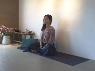 瞑想会の感想