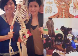 Yoga解剖学 Maki先生。