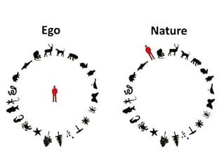 ego - nature