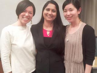 Dr. Anupama 女性のためのアーユルヴェーダ講座