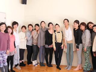 高尾 美穂先生の講義を全4回受講しました。