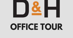D&H OFFICE TOUR