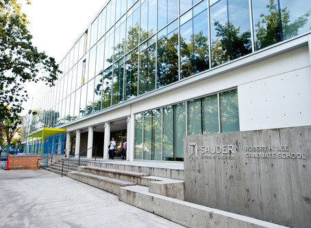 UBC SAUDER TRANSFER GUIDE