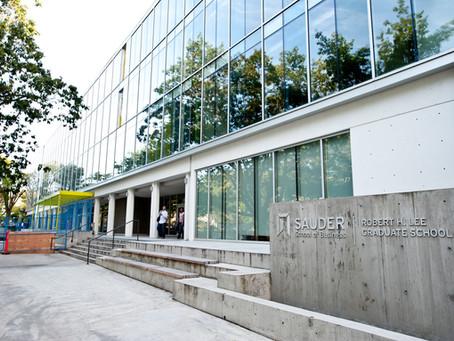 UBC SAUDER TRANSFER GUIDE