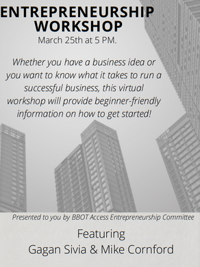 Access Student Career Development Program - Launch Your Business Idea!