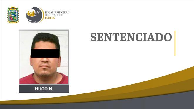 Sentencia de 21 años de prisión por homicidio en bar de Tehuacán.