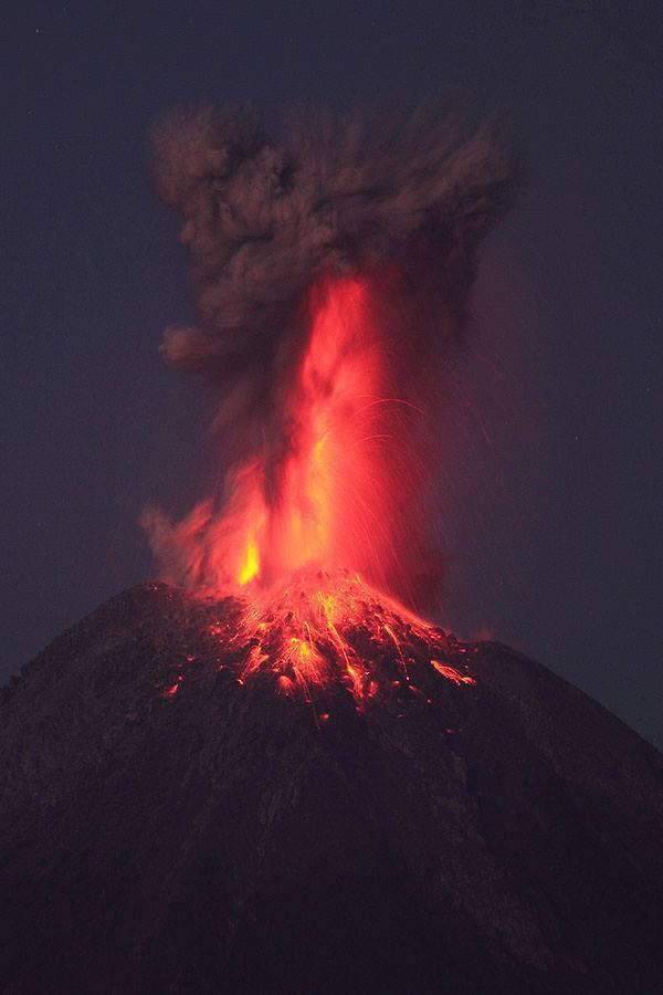 Ante actividad del Popocatépetl, el Gobierno del Estado aplica todos los protocolos de seguridad