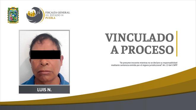 Prisión preventiva contra señalado de violar a su hija en Tehuacán