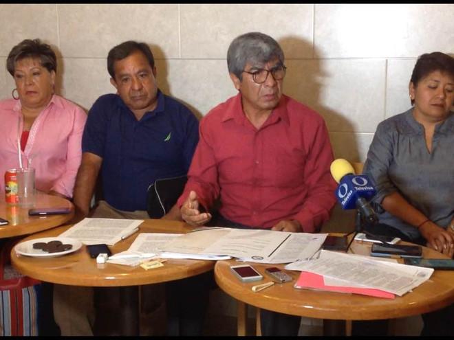 Siembran el terror a base de amenazas, golpes y extorsiones José Miguel Olvera y familia, denuncia I