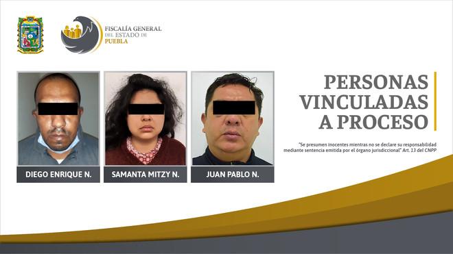 Prisión contra presuntos integrantes de una célula de secuestradores