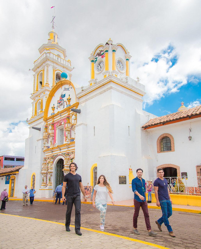 Puebla, de los destinos más visitados el fin de año