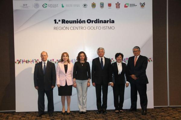 Se suma gobierno de Puebla a trabajos de la Comisión Permanente de Contralores Estados-Federación en