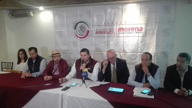 Acción de inconstitucionalidad contra Ley de Salarios fue elaborado por ministros: Coalición Juntos