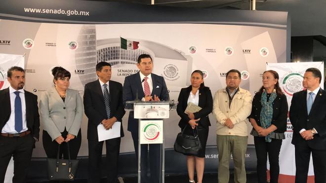 Que la oposición no se dé golpes de pecho en el tema presupuestal: Alejandro Armenta
