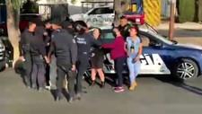 Denuncian a elementos de SSPE por abuso de poder prepotencia e impedir el trabajo policial de la SSC