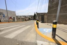 Ayuntamiento de Puebla rehabilita con concreto asfáltico avenida en San Pablo Xocimehuacan