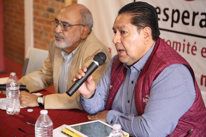 Enrique Cárdenas engaña a los poblanos al cobrar beca CONACYT de 40 mil pesos sin hacer nada:Carlos
