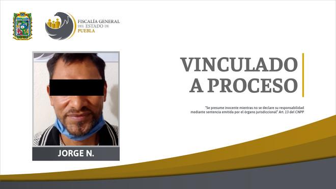 Vinculado a proceso por robo agravado en Xiutetelco