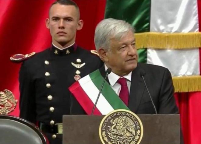Los mensajes brutales que el presidente López Obrador envió a Puebla