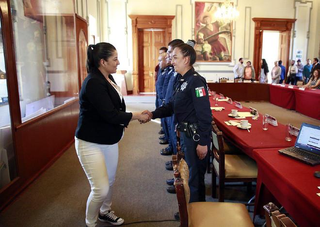 Ayuntamiento de Puebla continúa trabajo coordinado en materia de seguridad