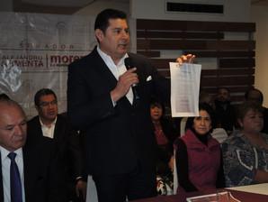 Alejandro Armenta: Lo mejor que le puede pasar a Puebla